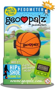 GeoPalz basketball pkg